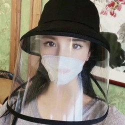 The Wardrobe - With Protective Mask Cloche Hat