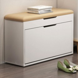 Simple Modern Shoe Changing Stool/Shoe Cabinet